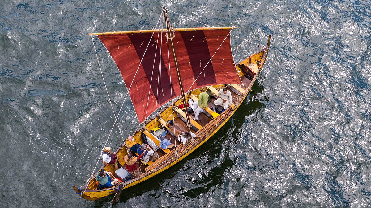 DJI 0948 LR DRONE VIKING SHIP CROP 1